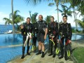 SSI OWD, AOWD, DIVEMASTER DIVE COURSES