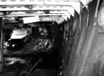 Interior of future wreck